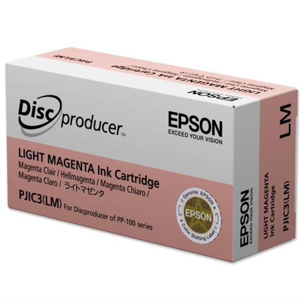 Cartuș de cerneală Light Magenta PJIC3(LM) pentru Epson DiscProducer 0