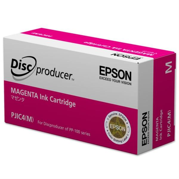 Cartuș de cerneală Magenta PJIC4(M) pentru Epson DiscProducer 0