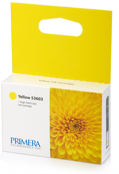 Cartuș de cerneală Yellow pentru Disc Publisher DP-4100 0