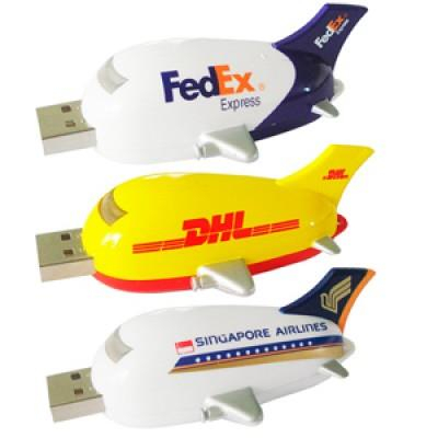 Flash Drive USB personalizat, model AVION 0
