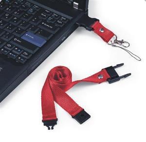Flash Drive USB personalizat, tip lanyard 3