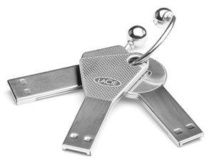 Flash Key USB personalizat metalic - CHEIE 2