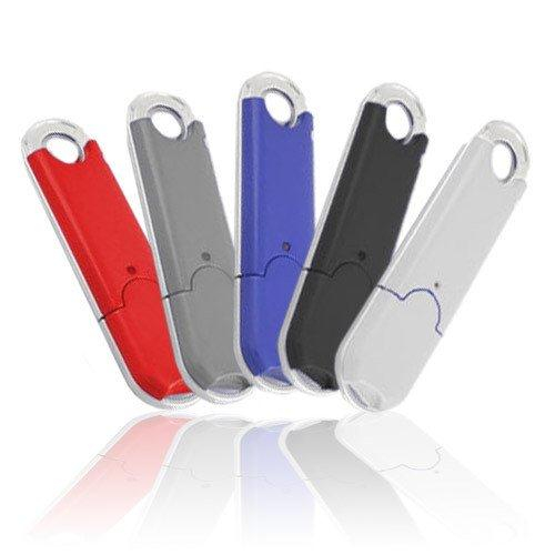 Flash USB drive din plastic cauciucat 0