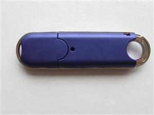 Flash USB drive din plastic cauciucat 3