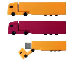 Memory Stick USB model camion – O metodă originală de promovare! 3