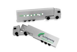 Memory Stick USB model camion – O metodă originală de promovare! 2