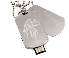 Memory Stick USB personalizat, model MILITARY 4