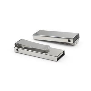 Mini Stick USB personalizat metalic cu clapetă 1