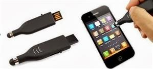 Mini STYLUS USB personalizat – Ideal pentru smartphone sau tabletă 4