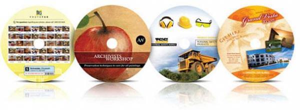 Personalizare si duplicare CD / DVD /BD 0