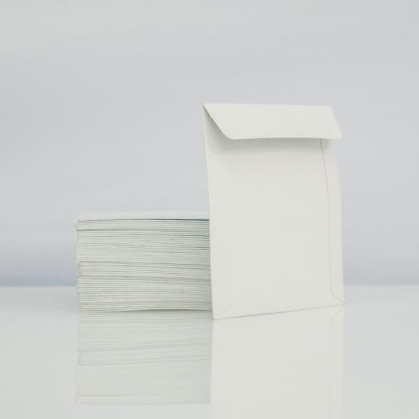 Plic CD din carton alb 100 bucăți 0
