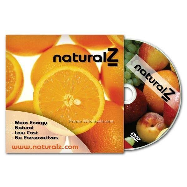 Plic CD/DVD personalizat de carton 0