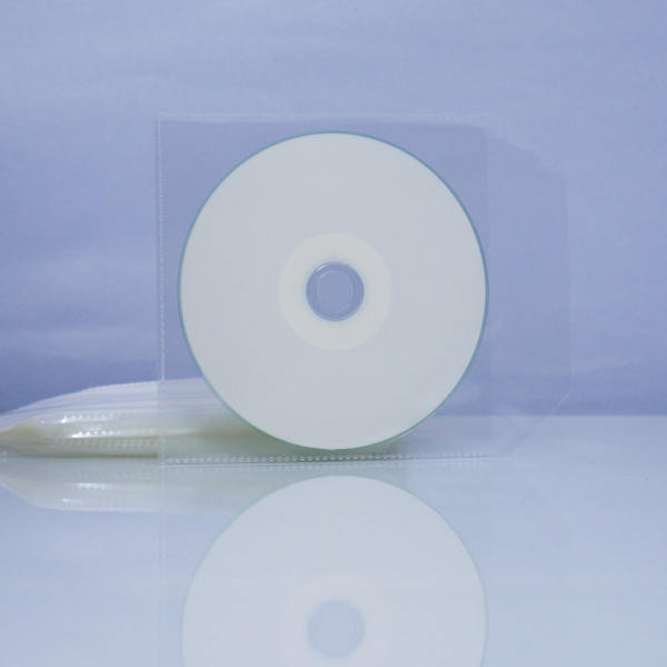 Plic CD plastic transparent 100 bucăți 1