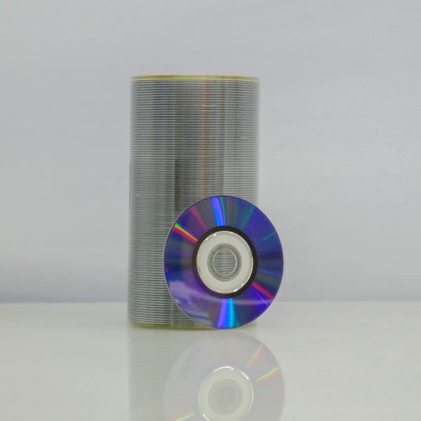 MediaRange Mini DVD full printabil ALB MAT 50 bucăți 0