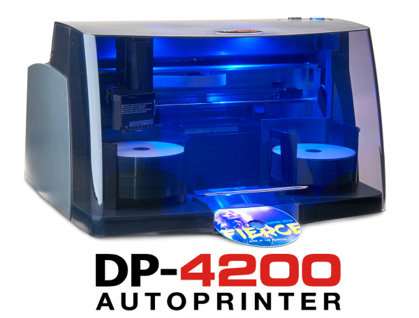 Primera Disc Publisher 4200 Autoprinter 0