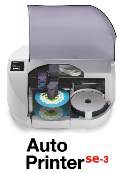 Primera Disc Publisher DP SE3 Autoprinter 0