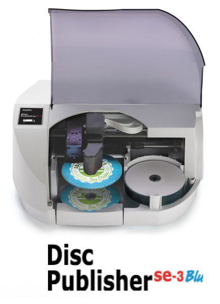 Primera Disc Publisher DP SE-3 Blu 0