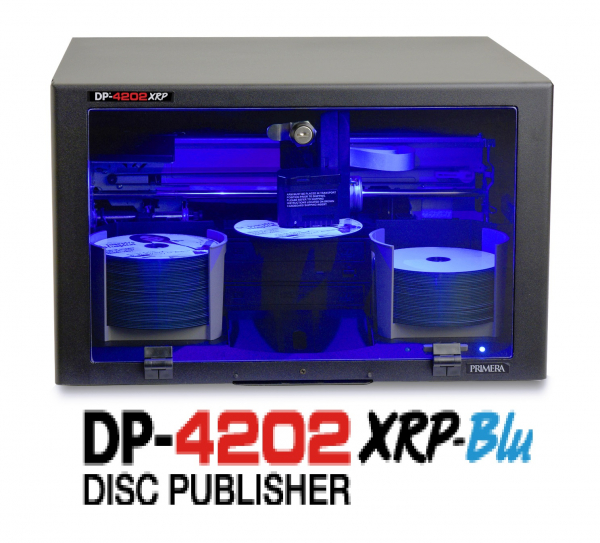 Primera Disc Publisher XRP Blu 0