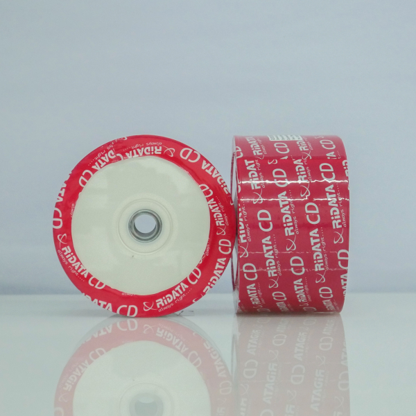 Ridata CD-R full printabil alb mat 50 bucăți 0