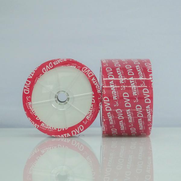 Ridata DVD-R full printabil alb mat 50 bucăți 0