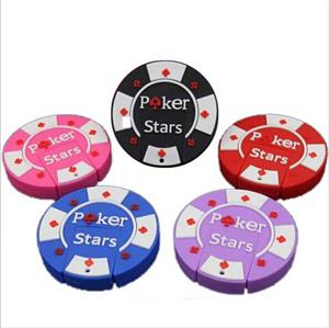 Stick USB jeton de poker 2