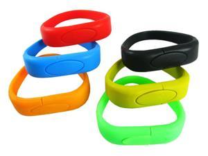 Stick USB wristband – un accesoriu PERSONALIZAT! ORIGINAL și PORTABIL 0