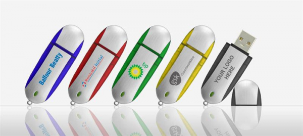 USB Personalizat din plastic si aluminiu 0
