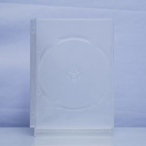 Carcasa DVD pentru 3 discuri (transparenta)1