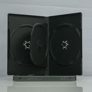 Carcasa DVD pentru 4 discuri0