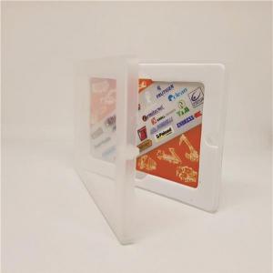 Carcasa transparenta card USB0