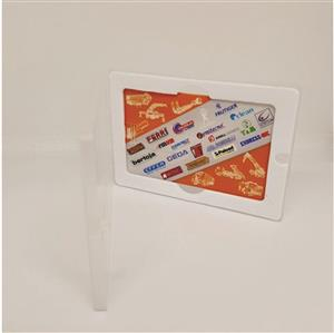 Carcasa transparenta card USB2