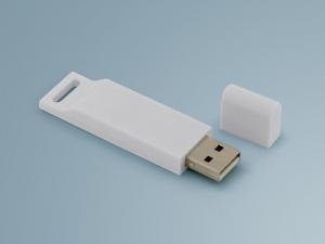 Elegant, dar robust: Stick USB personalizat0