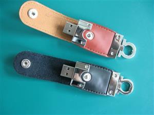 Flash Drive USB personalizat, îmbrăcat în PIELE colorată1