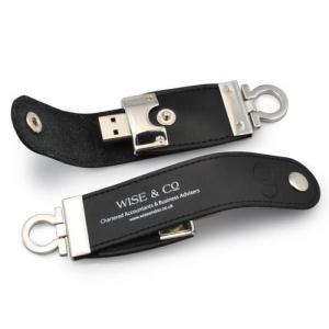 Flash Drive USB personalizat, îmbrăcat în PIELE colorată0