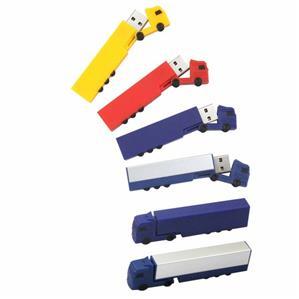 Memory Stick USB model camion – O metodă originală de promovare!1