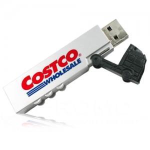 Memory Stick USB model camion – O metodă originală de promovare!0