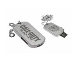 Memory Stick USB personalizat, model MILITARY3