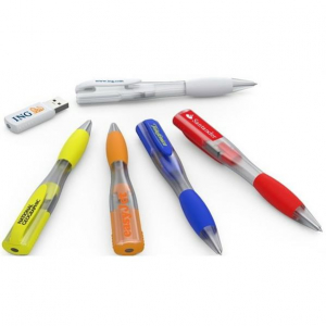 PEN Stick USB personalizat, din plastic colorat – Marketing la purtător!0
