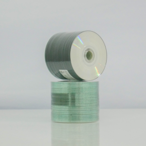 MediaRange Mini CD full printabil ALB MAT 50 bucăți0