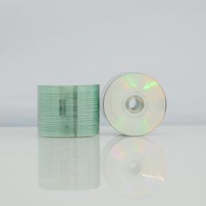 MediaRange Mini CD full printabil ALB MAT 50 bucăți1