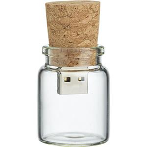 "Stick USB ""Message in a bottle""2"