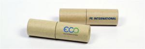 Stick USB personalizat din hârtie reciclată0