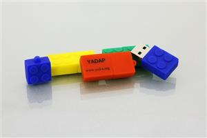 Stick USB personalizat – Inspirație LEGO1