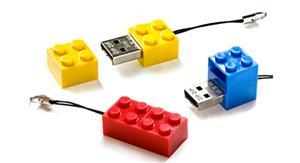 Stick USB personalizat – Inspirație LEGO3