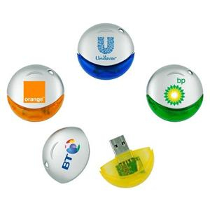 Stick USB personalizat sferic2