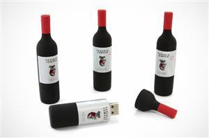 USB - sticlă de VIN3