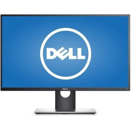 Monitor LED Dell P2217H-05 21.5 inch 6ms black 0