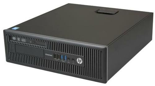 HP EliteDesk 800 G1 SFF, Intel Core i7-4770 3.40 GHz, 4GB DDR3, 500GB HDD, DVDRW 0