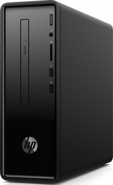 Desktop PC HP Slimline 290-a0005ng A9-9425 8GB 256GB SSD Win 10 Pro 0