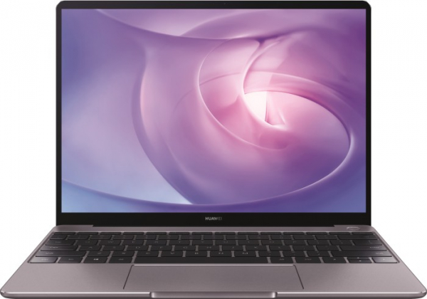 Huawei MateBook 13 gri (2019), Core i5-8265U, 8 GB RAM, 256 GB SSD, Windows 10 (53010FXV) 0